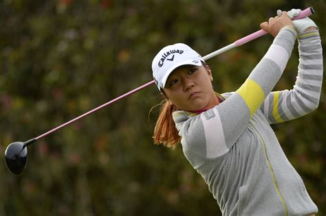 lpga swing videos lydia ko photos photos swinging skirts lpga classic