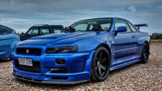 Pics Of Nissan Skyline Gtr The Nissan Skyline R34 Gt R Is A Real Beast Motortorque