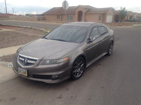 sold 2007 acura tl type s cbp 6 speed ft bliss tx 79936