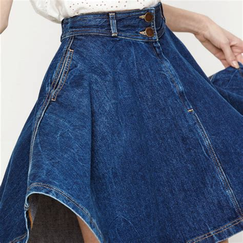 buy denim skirts dress ala