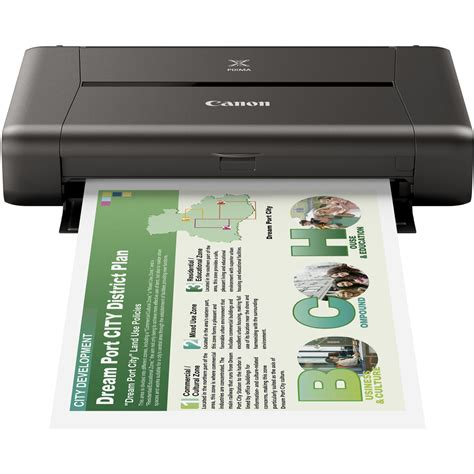 Printer Canon Ip110 canon pixma ip110 a4 colour inkjet printer 9596b028aa