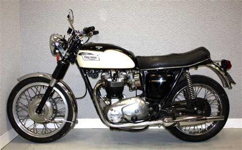 Triumph Motorrad 1970 by Moto Triumph Bonneville T120 650 Cm3 1970
