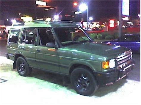 how petrol cars work 1997 land rover discovery parking system 97discodriver 1997 land rover discovery specs photos modification info at cardomain