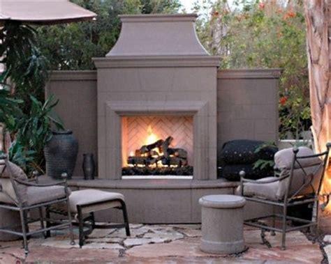 precast outdoor fireplace home