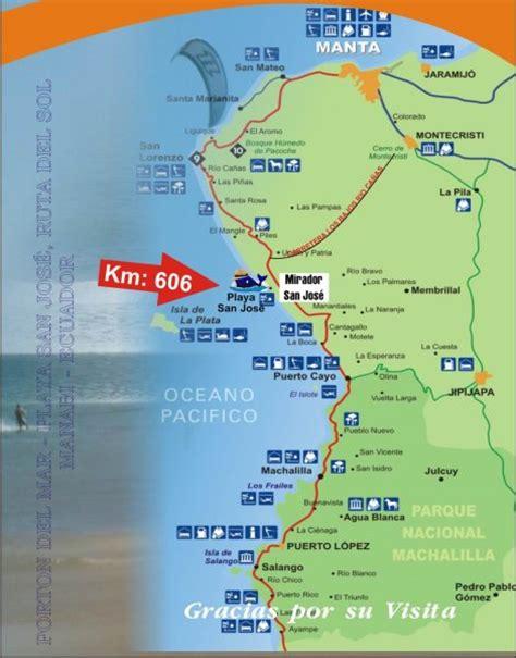 mirador san jose ecuador map maps mirador san jos 233