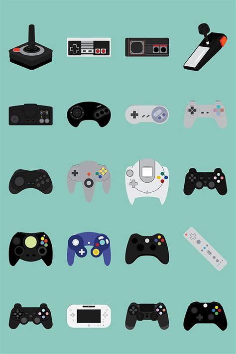 console evolution 1000 ideas about retro on