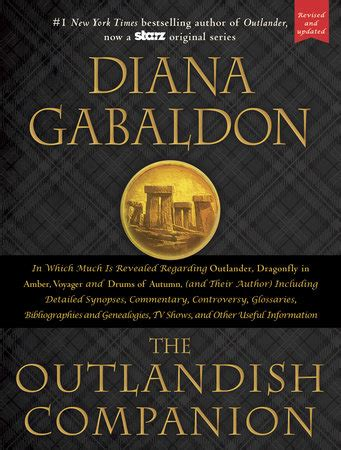 the outlandish companion revised and updated by diana