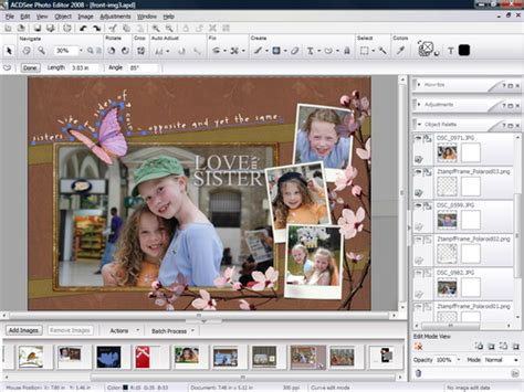 Wedding Album Editor Free by The Version Of Acdsee Photo Editor Free In