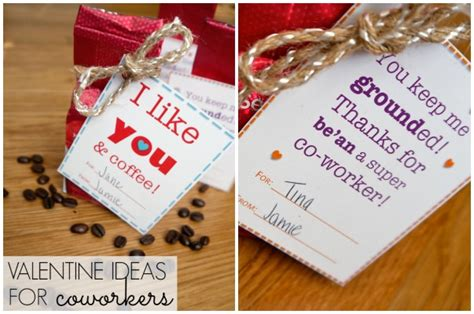 valentines day ideas for coworkers the 11 i like you and coffee