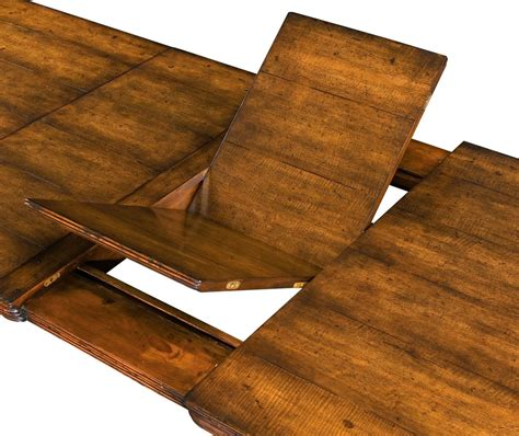 Dining Table Leaves dining room sets walnut dining table self storing fold