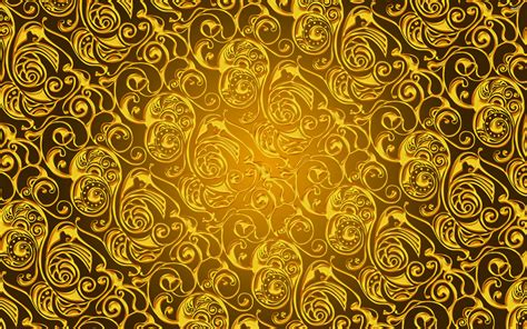 gold indian pattern gold wallpapers pattern hd desktop wallpapers 4k hd