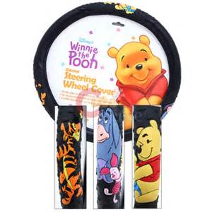 Steering Wheel Cover Winnie The Pooh Disney Winnie The Pooh Friends Auto Car Steering Wheel