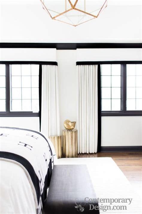 white walls white trim white walls black trim
