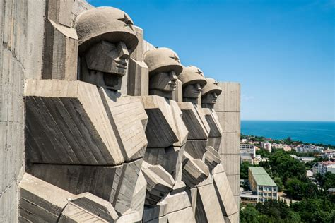 stunning communist architecture the brutalism of new staggering statues 7 monumental wonders of the former