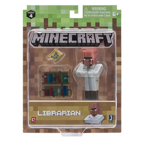 Minecraft Figure Villager minecraft series 4 overworld minecraft merch