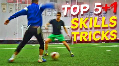 skill football freestyle tutorial top 5 1 amazing football skills to learn tutorial thursday