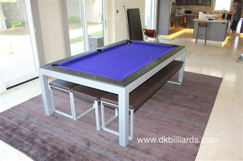 modern pool table in san diego dk billiards service