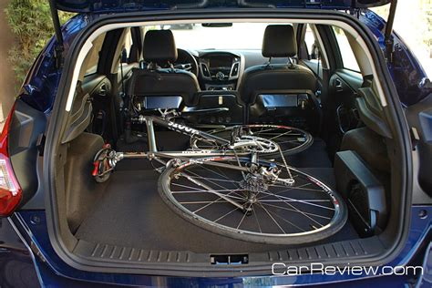 Ford Focus Interior Space by 44 8 Cubic Of Cargo Space With 2nd Row Seats Folded