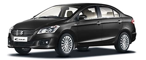 Maruti Suzuki Cars And Prices Maruti Suzuki Ciaz December 2017 Price List Model Variant