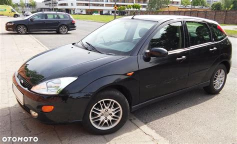 Ford Focus 2001 by 2001 Ford Focus Mk1