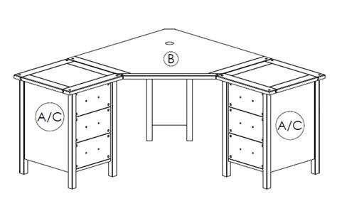 Corner Desk Top Milton Corner Desk Top Qualita