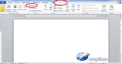 cara membuat format daftar isi word cara membuat daftar isi