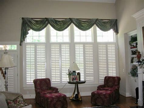 Window Treatment Ideas For Large Windows Inspiration Living Room Window Ideas Smileydot Us