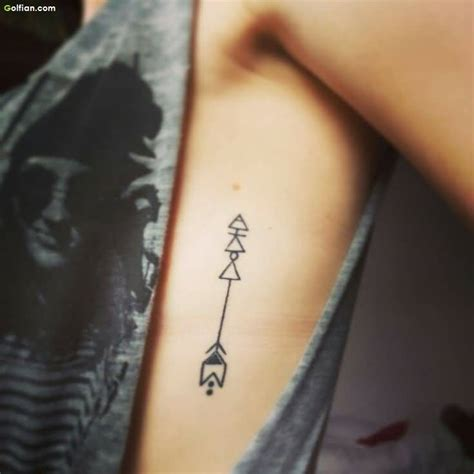 tattoo on ribs arrow 50 most beautiful arrow rib tattoo designs lovely