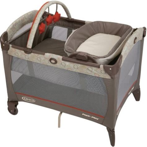 Playard With Changing Table Playard Pack N Play Baby Playpen W Reversible Napper Changer Bassinet Portable Ebay