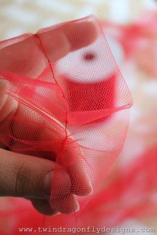 organza ruffle tutorial dragonfly designs tulle ruffle shorts tutorial
