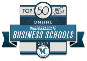 Hbcu Business Schools Mba by Top 50 Best Value Business School Rankings