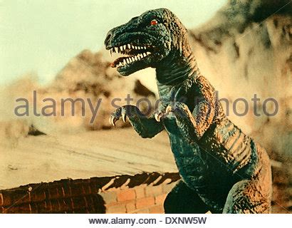 film dinosaurus 2017 dinosaurus 1960 stock photo royalty free image