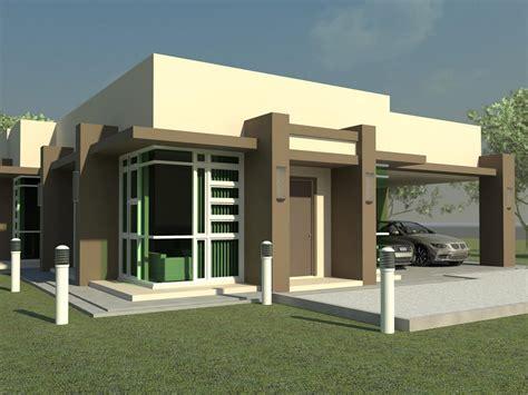 desain eksterior rumah 1 lantai 6 desain eksterior rumah minimalis yang bisa bikin rumah