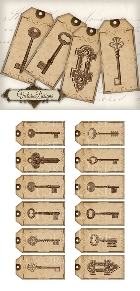 Printable Key Tags | printable key tags by vectoriadesigns on deviantart