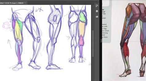 Drawing Legs by How To Draw Legs Hildur K O