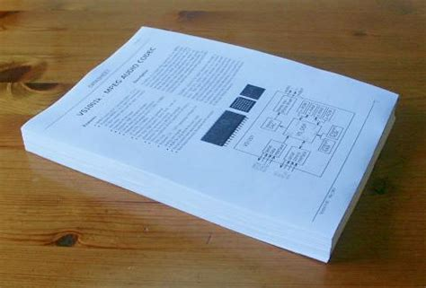 How To Make A Book From A4 Paper - printing and binding your own books and manuals
