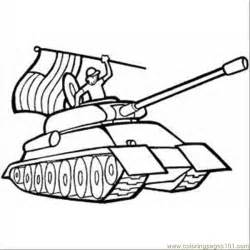 tank coloring pages free coloring pages of american wwii tank