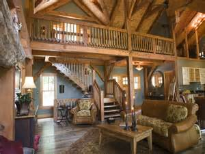 timber frame home interiors timber frame home house plans timber frame home interiors
