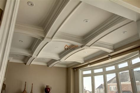 waffle ceiling coffered waffle ceiling beams ideas cost and pictures