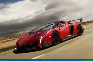 Lamborghini World Ausmotive 187 Lamborghini Veneno Roadster Revealed