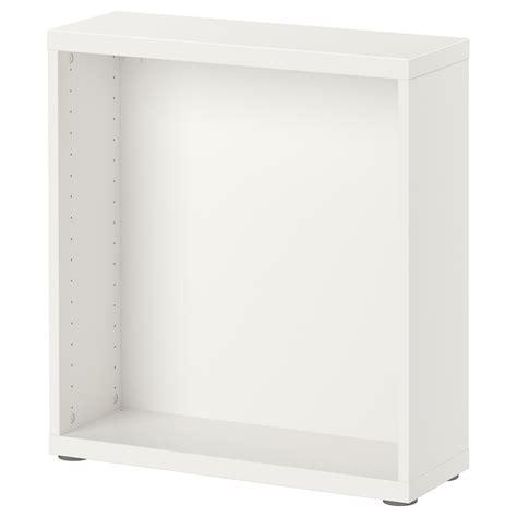 Besta 60x20x64 by Best 197 Frame White 60x20x64 Cm Ikea