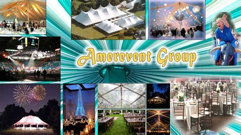 Amerevent Tent Party and Event Rental Supercenters Expands