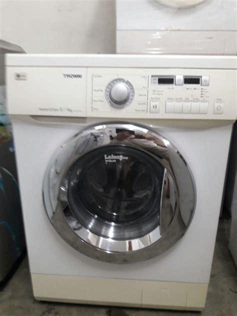 Mesin Whirlpool lg washer dryer combo photo of appliances repair buena