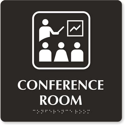 Conference Room Signs Conference Room Slider Signs Room Signs