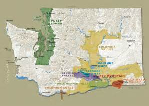 California Wine Cellars - better know a wine region washington state winelife