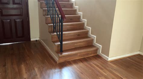 pergo wood flooring stairs image mag