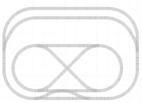 realtrax layout software 8x11 carpet layout ideas realtrax o gauge railroading on