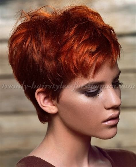 what kind of hair is used for pixie braid pixie haircut pixie cut for red hair trendy hairstyles