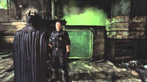 Kaos Batman Arkham City 1 batman arkham city riddler hostages part 1