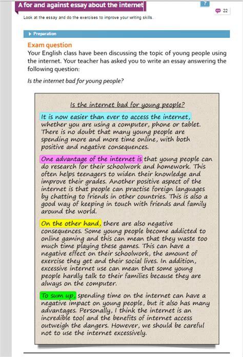 essay structure for and against esl freak febrero 2016